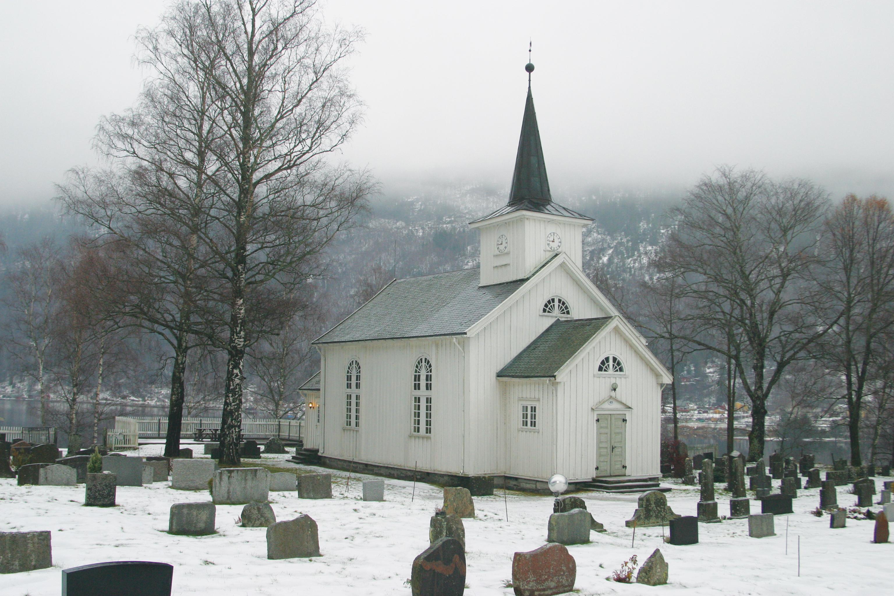 Høgmesse i Mæl kyrkje
