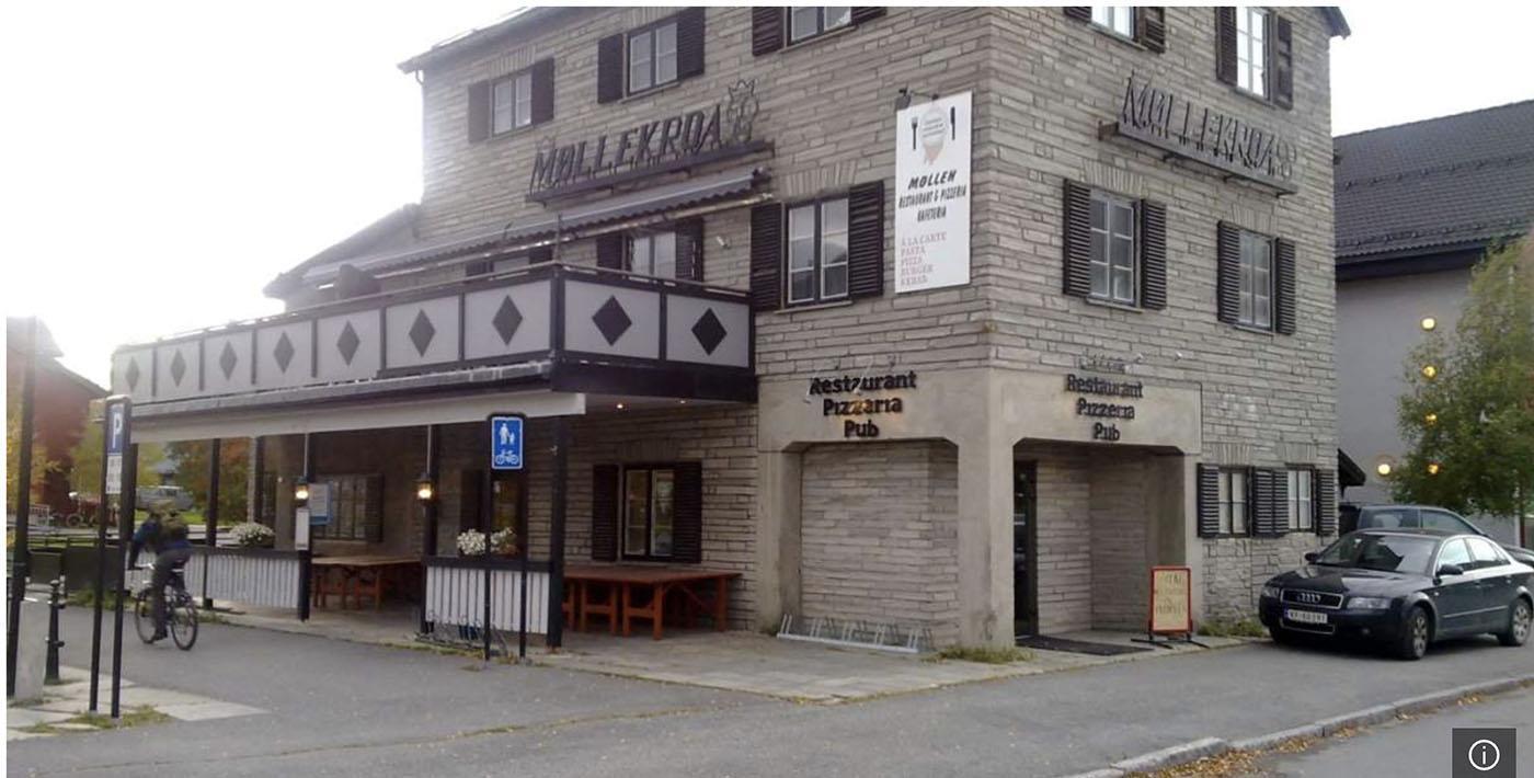 Møllen Restaurant og Pizzeria