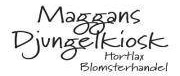 Maggans Djungelkiosk logotype