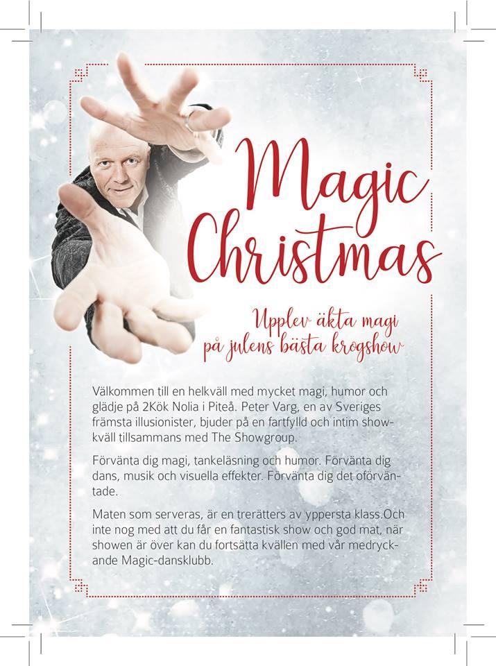 Magic Christmas 2017 - 1
