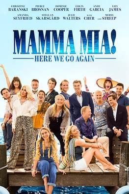 Mamma Mia: Here We Go Again! Festpremiere på Bø Kino
