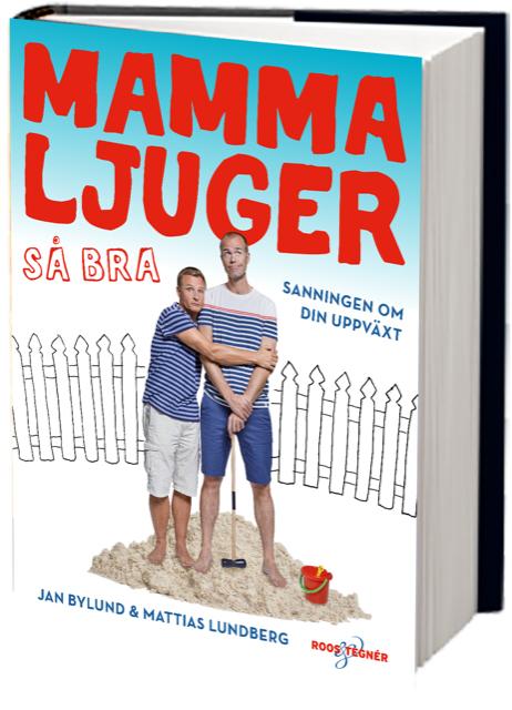 Mamma ljuger - boken
