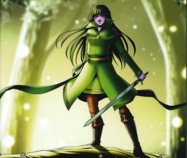 Teckna Manga med Gabrielle Nilsson
