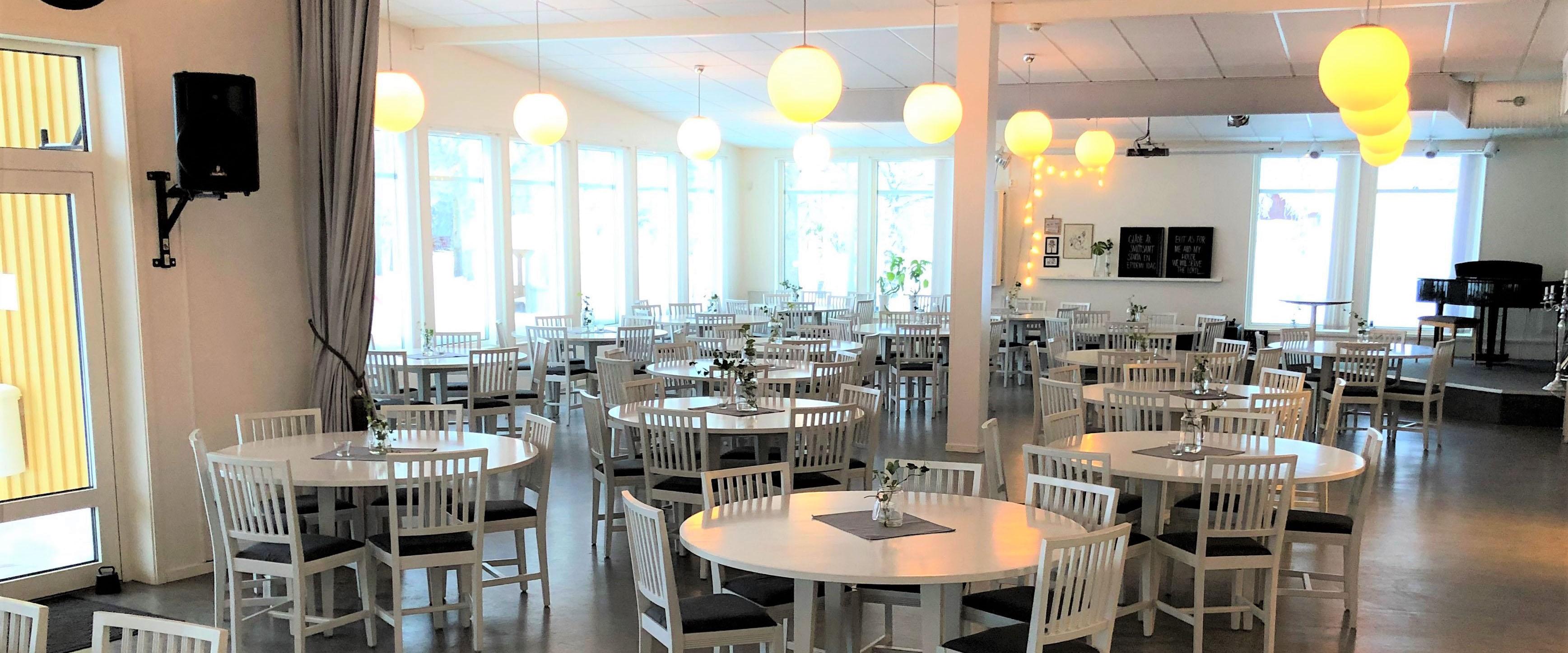 Storstrand Dining Room