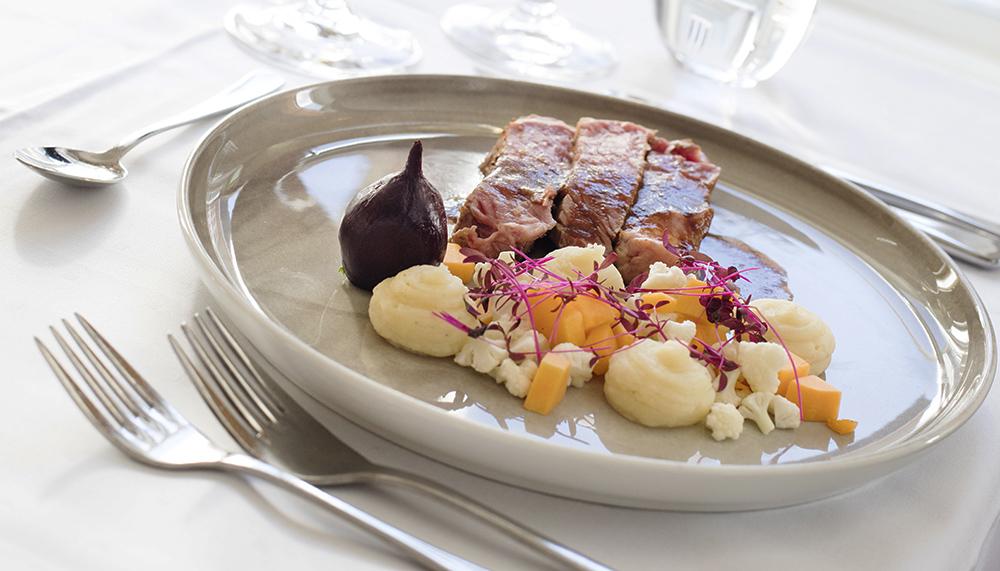 Middag på Brasseriet. Copyright: Henrik Sørensen