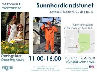 Sunnhordland museum - utstillingar