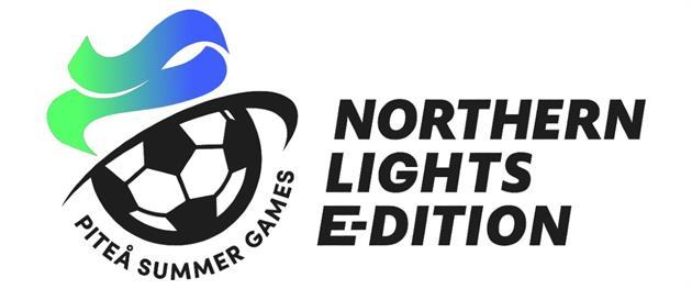 Piteå Summer Games presenterar Northern Lights E-dition – vår första e-sportturnering för företag i FIFA22!