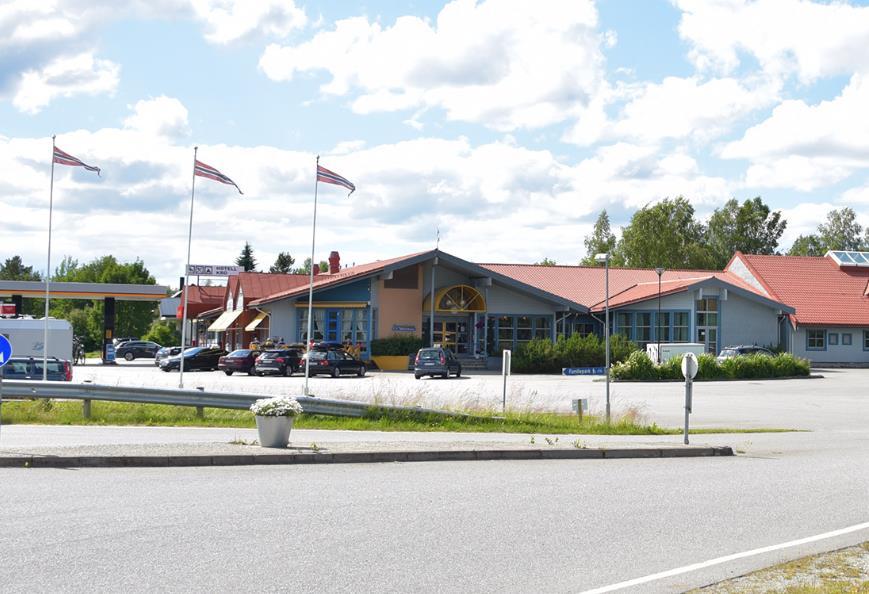 Namsskogan Hotell