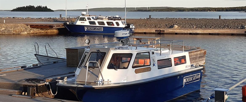 Nordisk sjötaxi båtar 1170x488