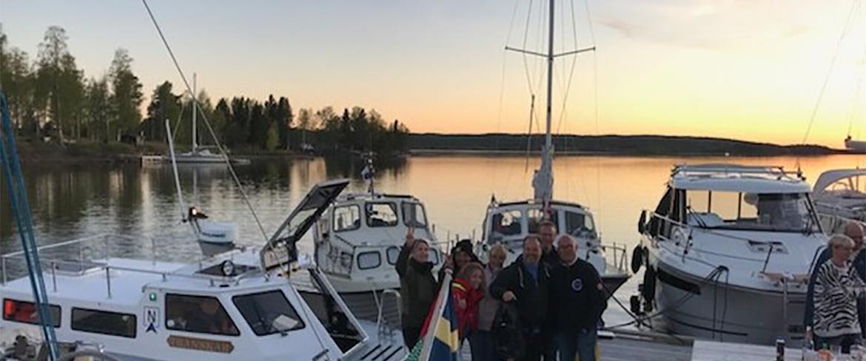 Nordisk sjötaxi på bryggan 1170x488