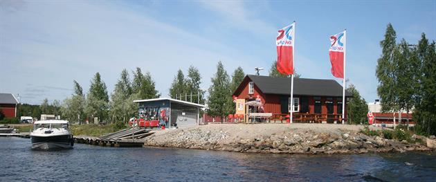 northern harbor, Turistcenter
