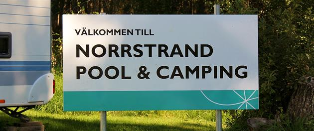 Norrstrands Pool and Camping, Stina Eriksson
