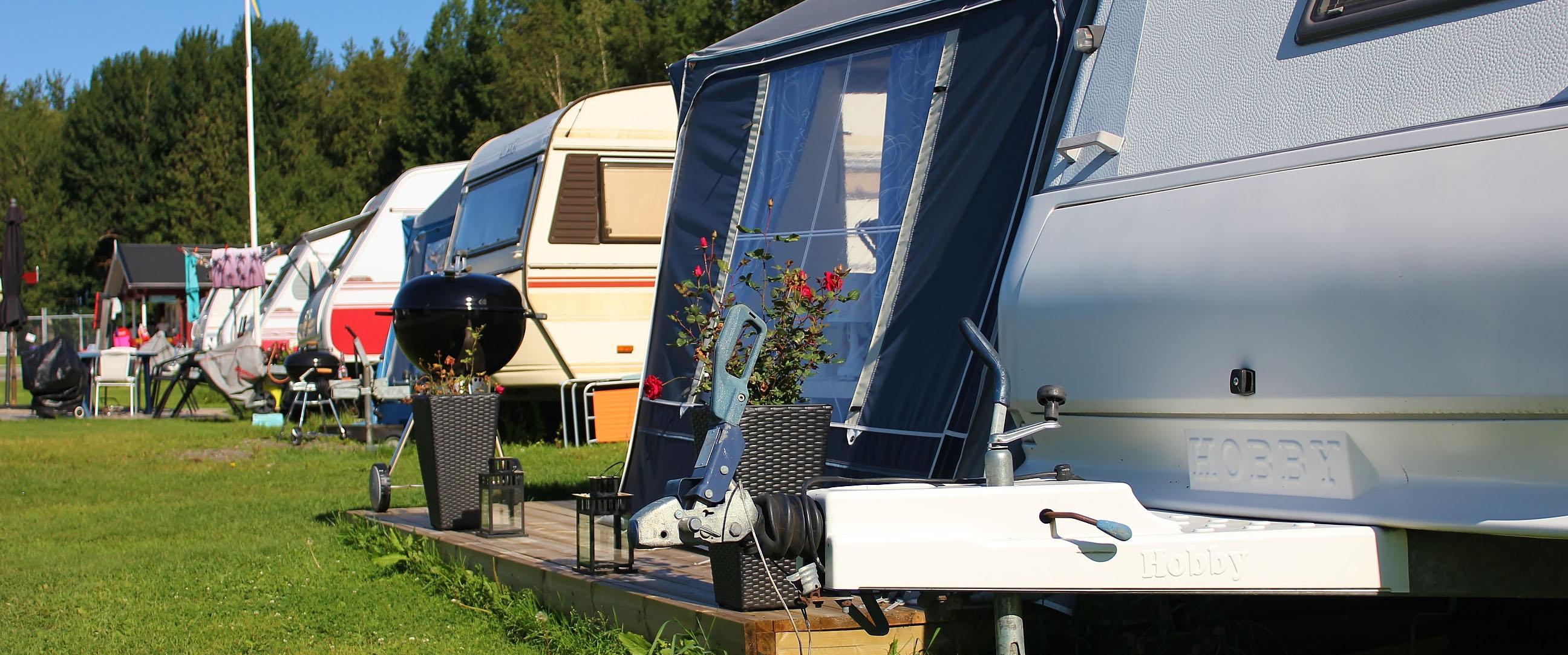 Norrstrand Campinggata