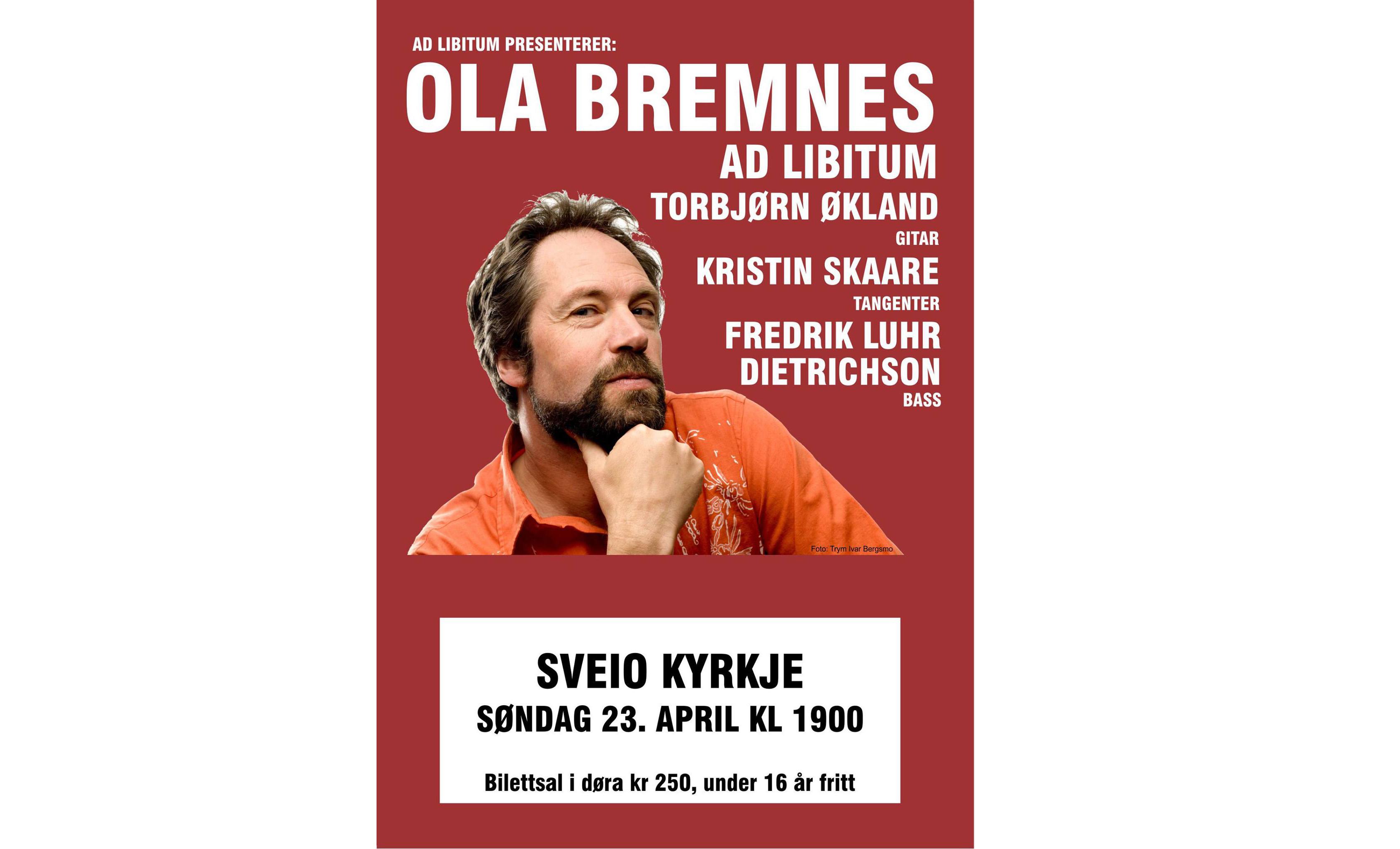 Ola Bremnes og Ad Libitium
