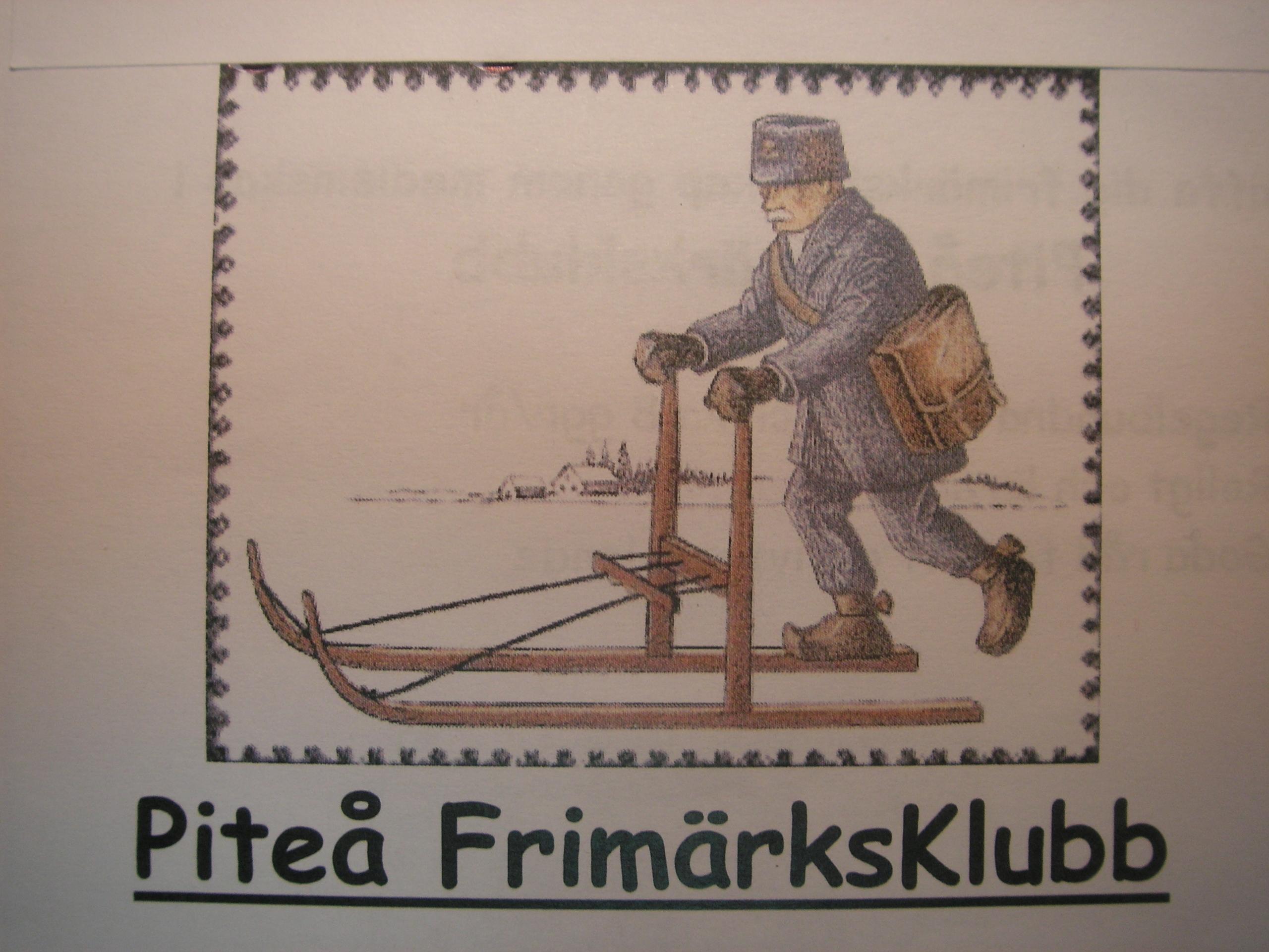 Logo Piteå Frimärksklubb