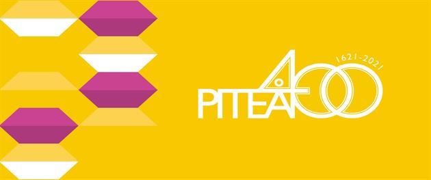 Logotyp PIteå 400 år, Piteå kommun