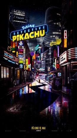 Pokémon: Detective Pikachu (2D)