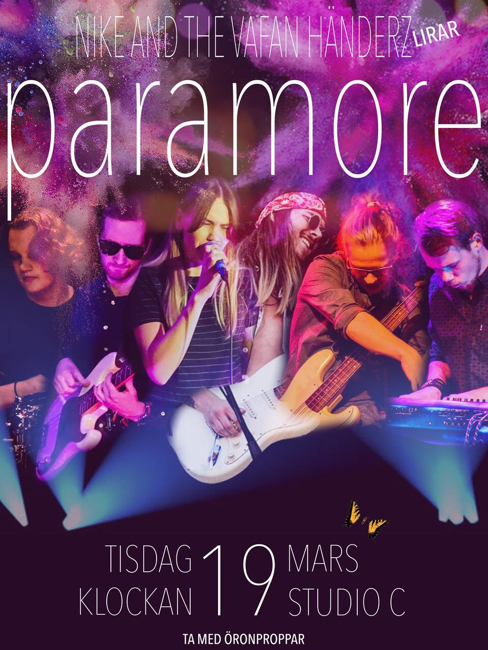 Paramore tribute