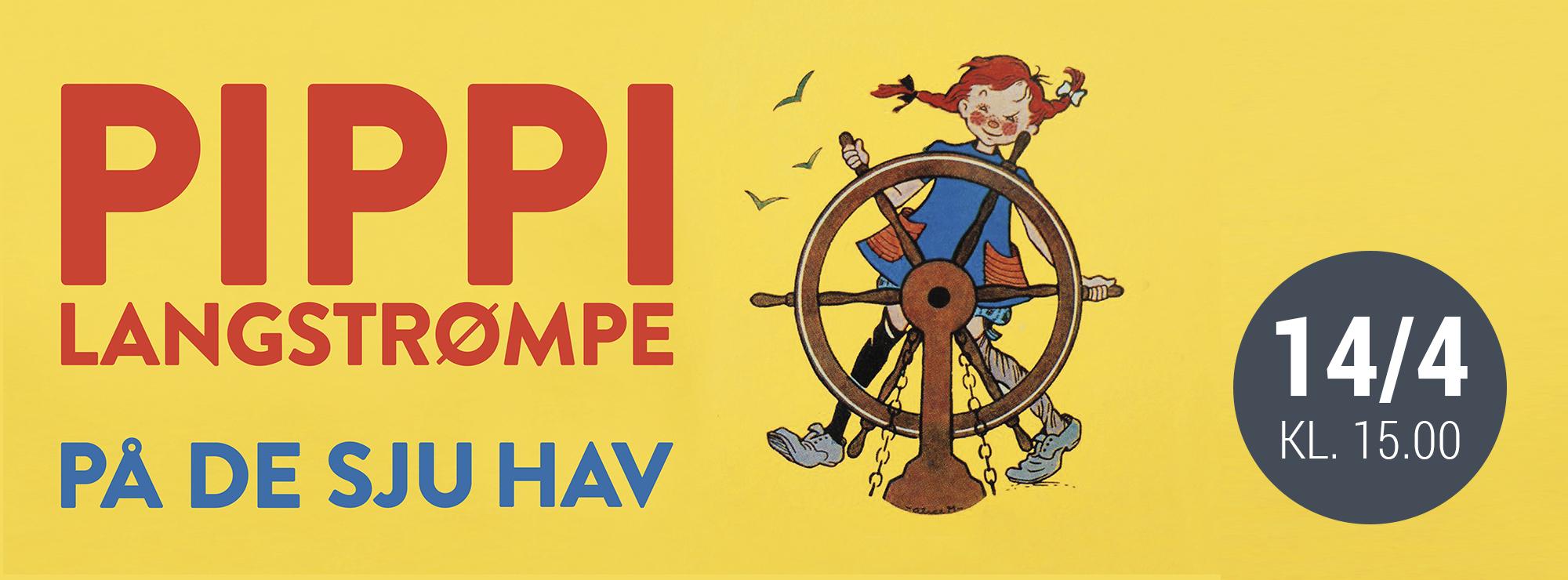 Pippi Langstrømpe på de sju hav
