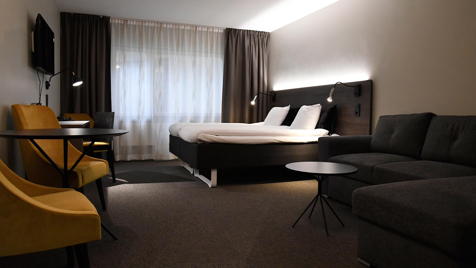 Hotellrum Pite Havsbad