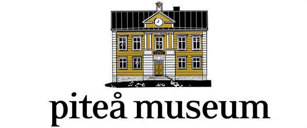 Piteå Museum Illustration, Piteå Museum