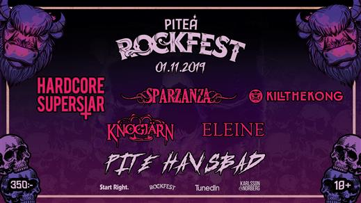 Piteå Rockfest 2019