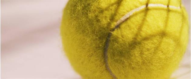 bild på tennis