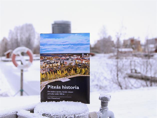 Jubileumsboken -Piteå 400 år