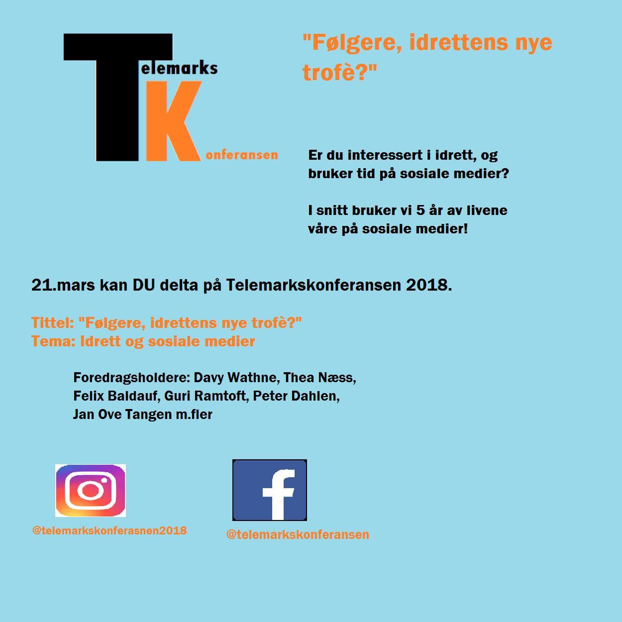 Telemarkskonferansen 2018