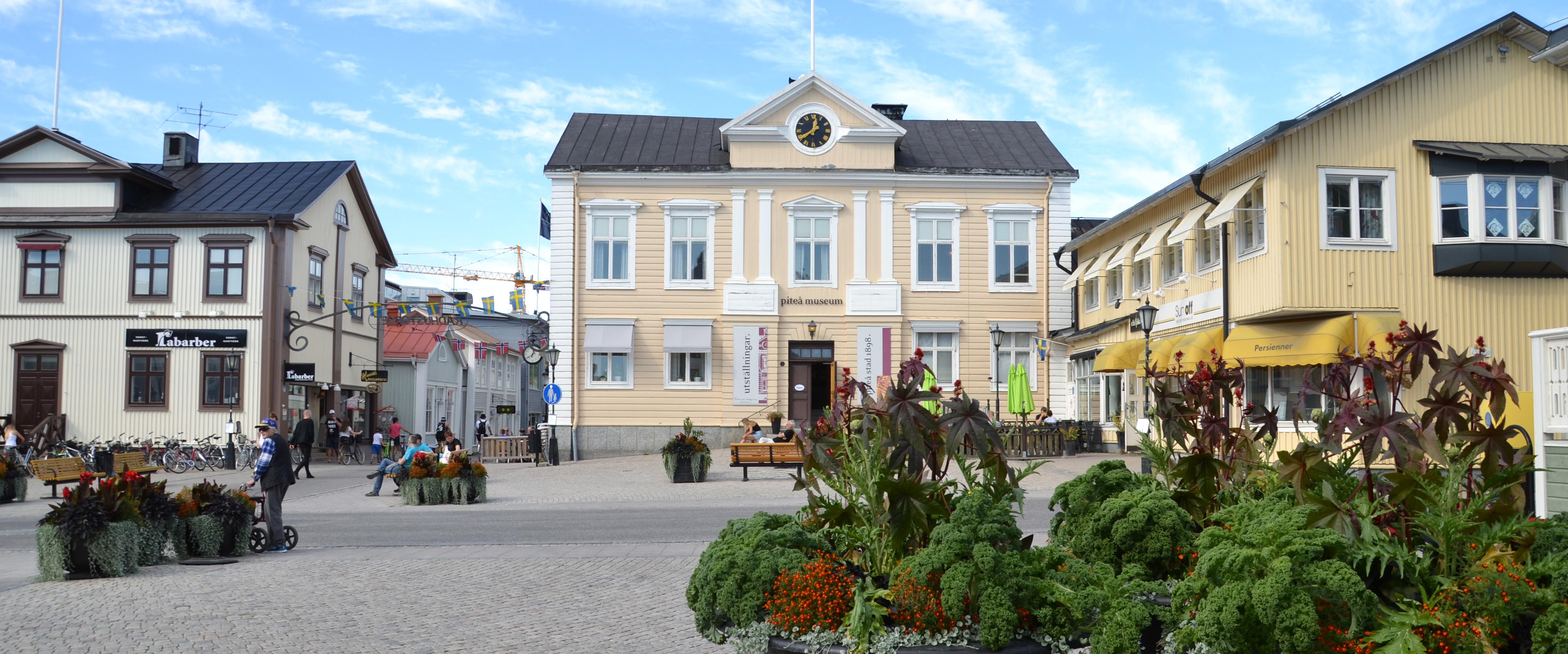 Rådhuset Piteå Museum