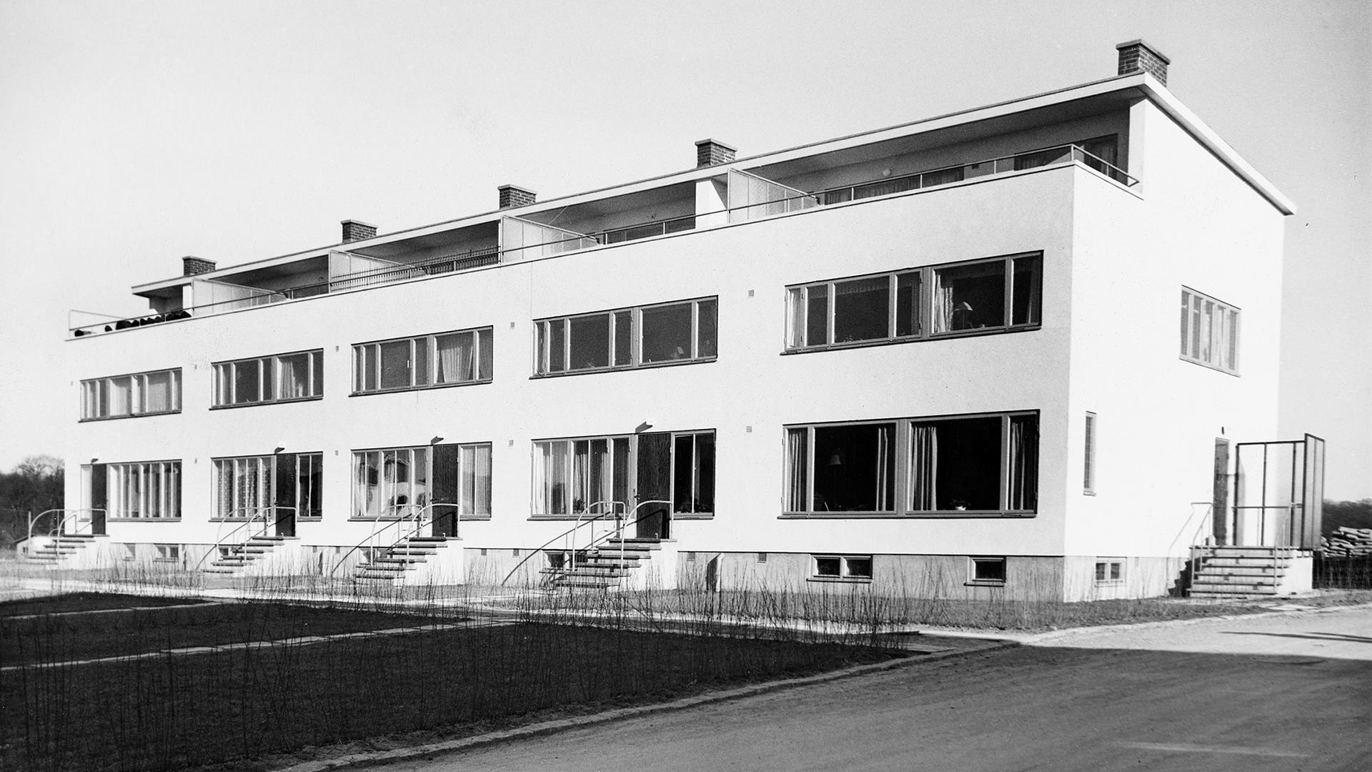 Ingrid Wallberg - arkitektpionjär
