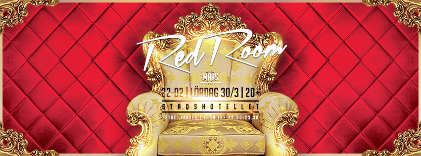 Red Room 30 mars 2019