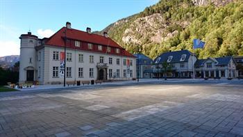 Rjukan Bibliotek - Lokalvalg debatt