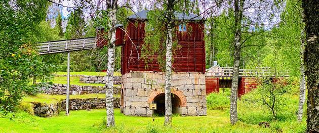 Ekopark Rosfors, Stina Eriksson