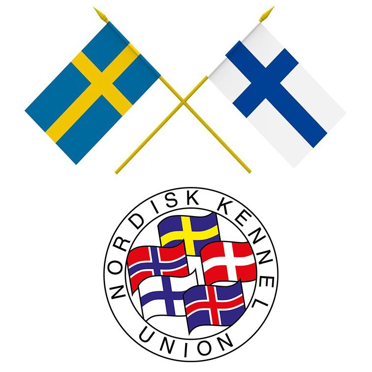 Logotyp Nordisk kennel union