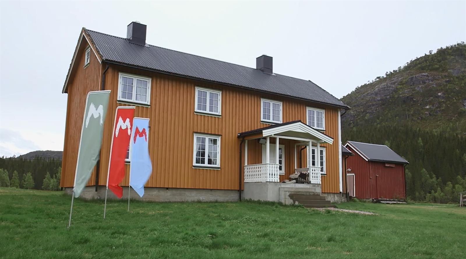 Saksen Gård – en historisk utmarksgård