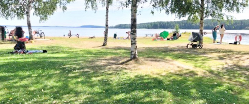 Sandön strand 1170x488