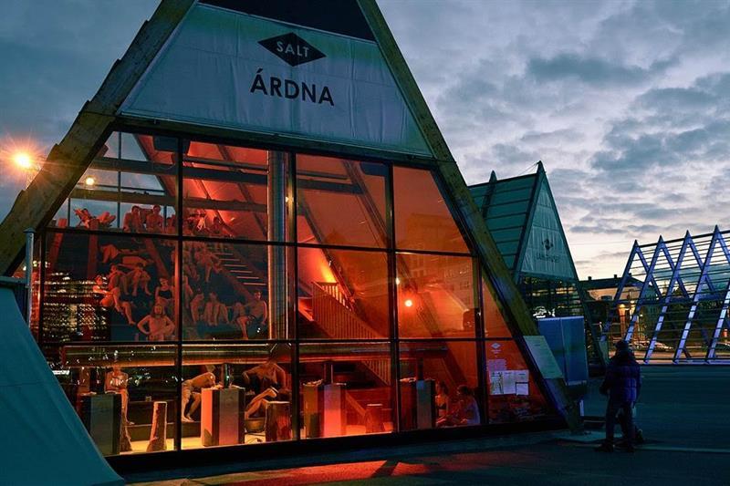 Sauna på Ardna