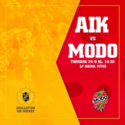 Skellefteå AIk Modo 2017
