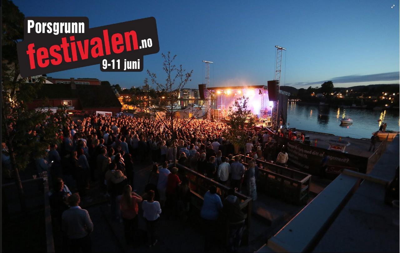 © Porsgrunnsfestivalen