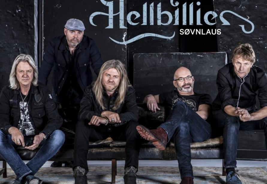 Hellbillies - Søvnlaus