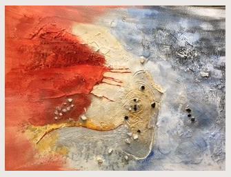 Berit Christensen utstilling i Gruppe 9, Brevik