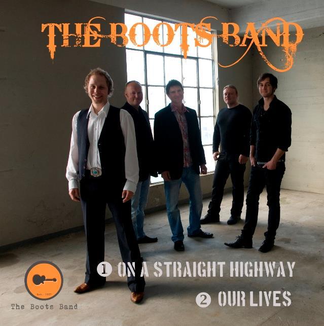 Lørdagscafe med The Boots Band