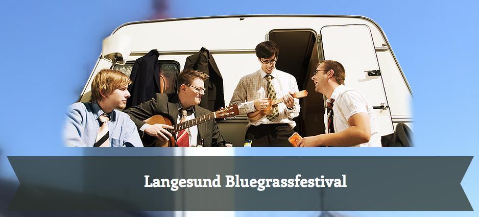 Langesund Bluegrassfestival