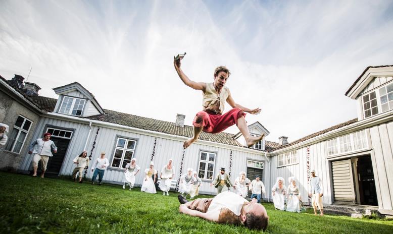 Bann på at det er sant - Peer Gynt 150 år, © Dag Jenssen