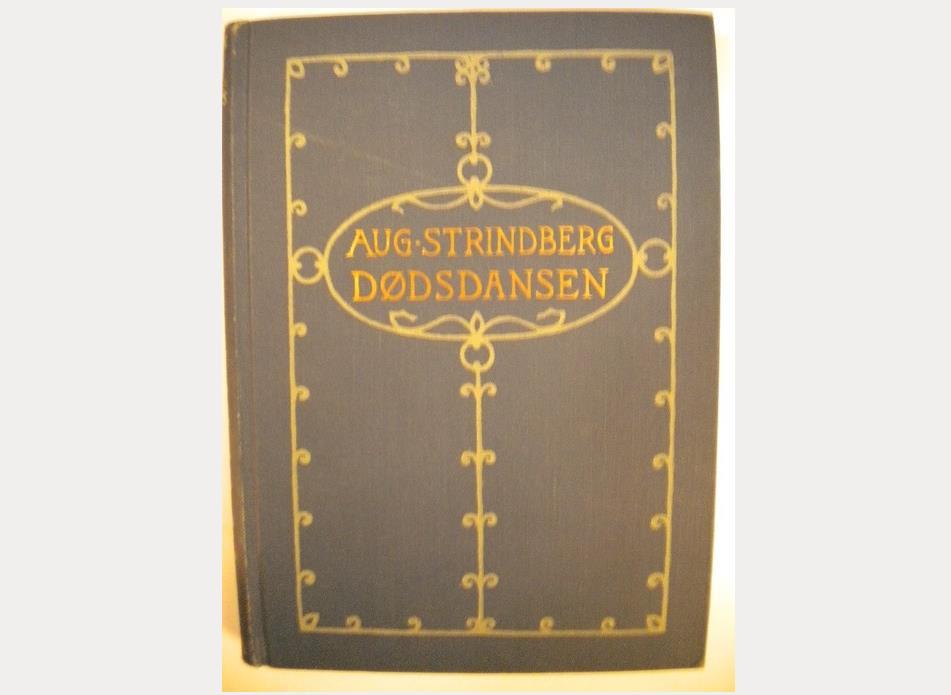 August Strindberg - Dødsdansen