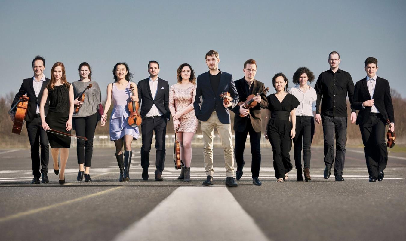 """Berliner Camerata : De åtte årstider - Vivaldi meets """"Tango"""""""
