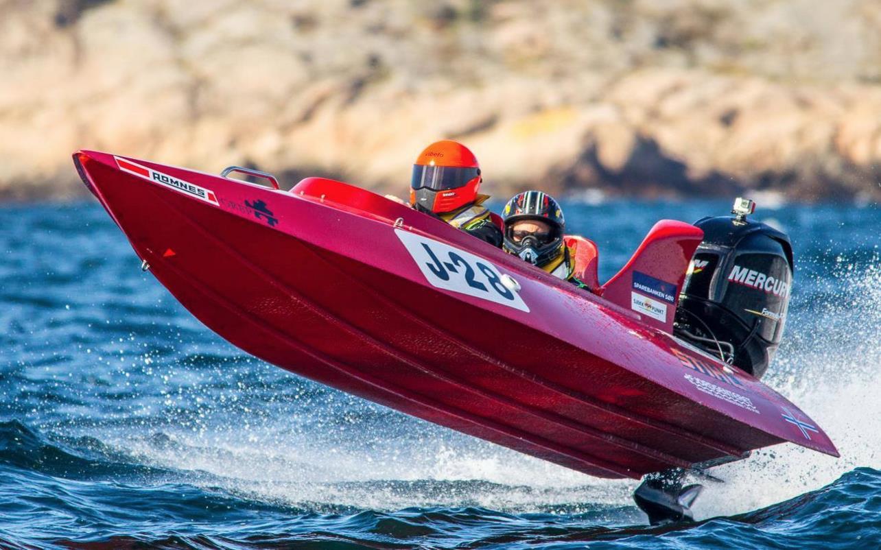 NM Offshore 2017, © Grenland Racerbåt Klubb