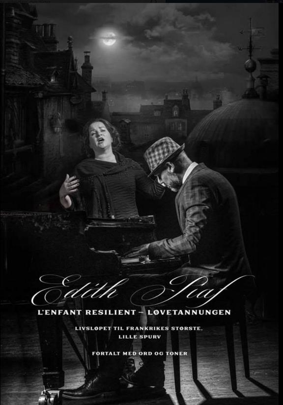 Edith Piaf - Løvetannungen