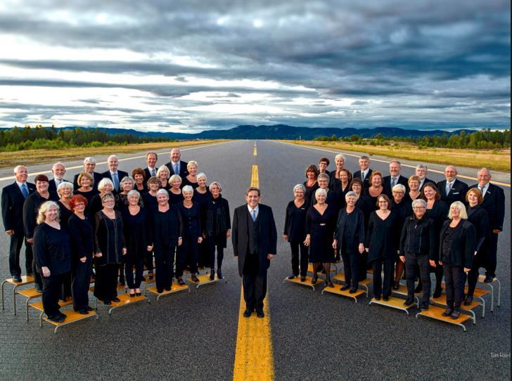 Canto Libere 40 år: Jubileumsmusikaliteter